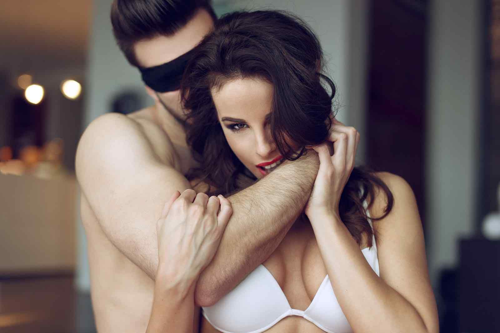fetisch bdsm foreplay