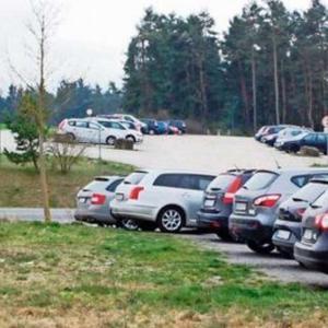 Meiningen Nord a71 pendlerparkplatz