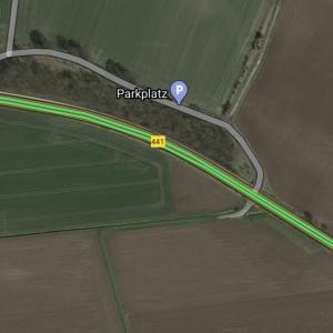B441 zwischen Wunstorf und Hagenburg