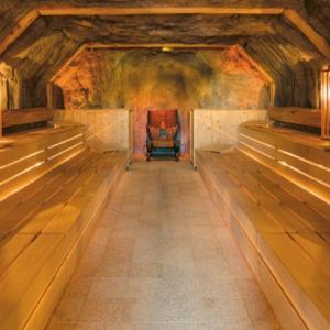 Siebenquell Sauna Weissenstadt