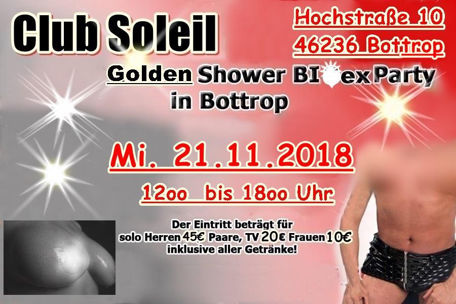 21.11.18 Golden Shower Bi- Sexparty