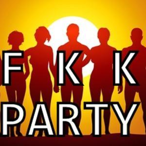 Heiße FKK-Party ab 18.00 Uhr