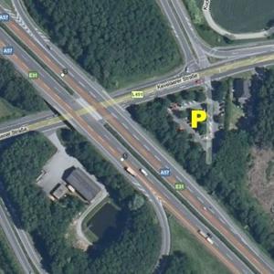 A57 Abfahrt Sonsbeck