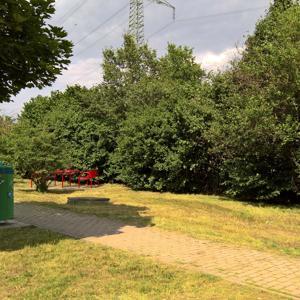 A71 Parkplatz DORNHEIM RIETH