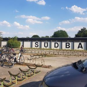 Parkplatz Südbad